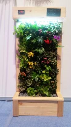 에코월 식물 공기 살균정화기(1270)